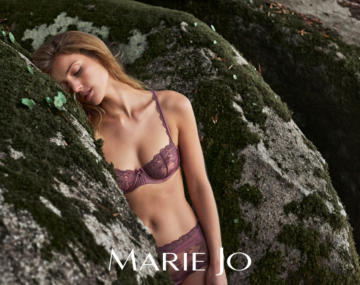 Marie Jo Avero night grey
